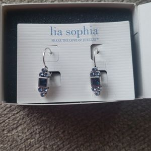 Lia Sophia earrings